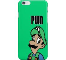 Mama Luigi iPhone Case/Skin