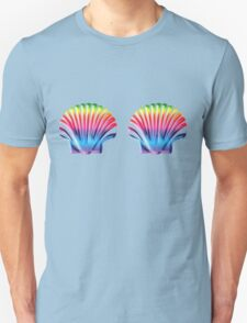 Seashell Bra Unisex T-Shirt