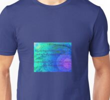 Affirmation for Relaxation & Wellbeing Unisex T-Shirt
