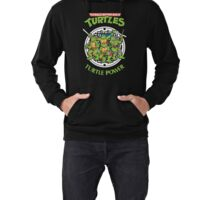 Teenage Mutant Ninja Turtles Lightweight Hoodie