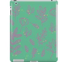 Plants & Pollen iPad Case/Skin
