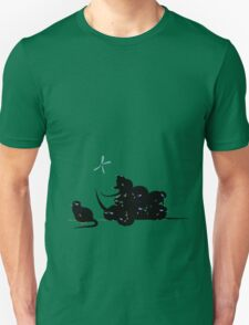 compys or tribble pile? Unisex T-Shirt