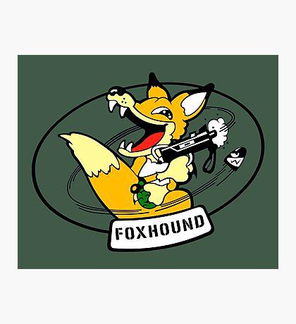 FOXHOUND METAL GEAR (2) Photographic Print