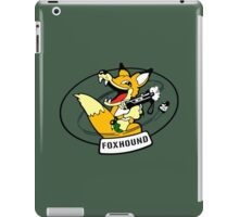 FOXHOUND METAL GEAR (2) iPad Case/Skin