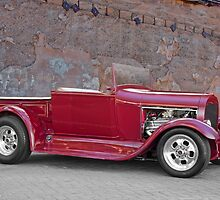 1929 Ford 'Stonewall' Roadster Pickup by DaveKoontz