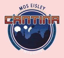 Mos Eisley Cantina Planet Tatooine One Piece - Short Sleeve