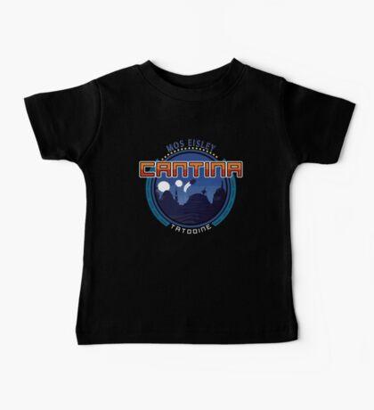 Mos Eisley Cantina Planet Tatooine Baby Tee