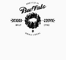 Brewed In Buffalo - Drink Local Men's Baseball ¾ T-Shirt