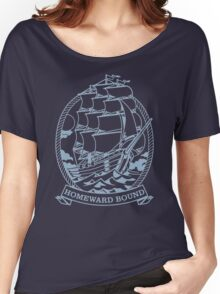 Homeward Bound Ship Women's Relaxed Fit T-Shirt