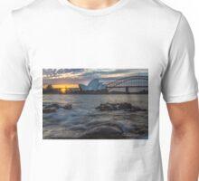 Sydney Opera House and Harbour Bridge Unisex T-Shirt