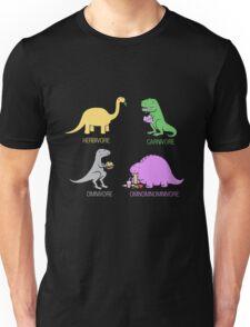 Funny Dinosaurs Unisex T-Shirt