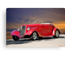 1933 Ford Roadster I Canvas Print