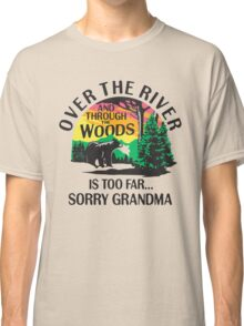 Over The River Classic T-Shirt