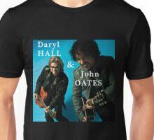 DARYL HALL feat JOHN OATES SUMMER TOUR 2016 Unisex T-Shirt