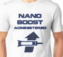 Nano Boost Administered Unisex T-Shirt