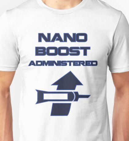 Nano Boost Administered Unisex T-Shirt