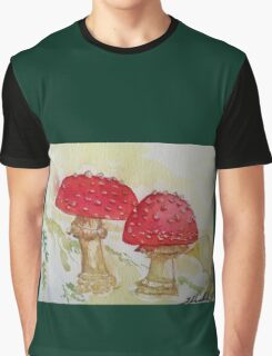 Fly Agaric Graphic T-Shirt