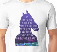 i'm more man Unisex T-Shirt