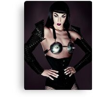 Violet Chachki - House of Canney Canvas Print