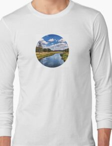Landscape series 001 Long Sleeve T-Shirt