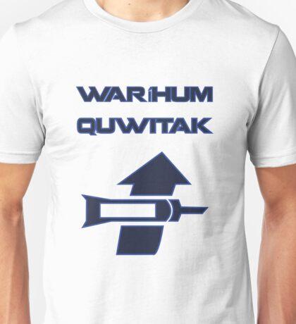 Waríhum quwitak Unisex T-Shirt