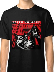 FAITH NO MORE - exclusive artcover Classic T-Shirt