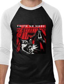 FAITH NO MORE - exclusive artcover Men's Baseball ¾ T-Shirt