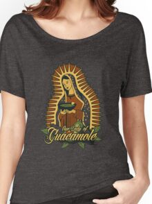 Lady of Guacamole Women's Relaxed Fit T-Shirt