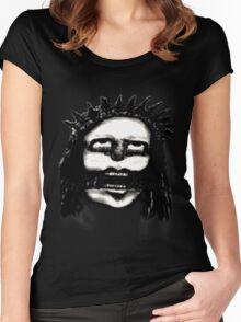 jeez Women's Fitted Scoop T-Shirt