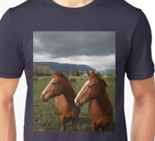 Two Horse Power Unisex T-Shirt