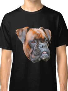 Germany boxer dog  Classic T-Shirt