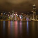 Water Front - Hong Kong by Paul Campbell  Photography