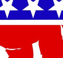 Harambe Vote  Sticker