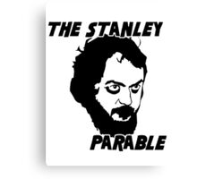 The Stanley K. Parable Canvas Print
