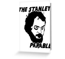 The Stanley K. Parable Greeting Card