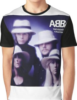 ABBA BEST COVER COLLECTION Graphic T-Shirt