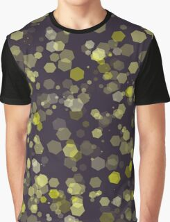 Starry Square Graphic T-Shirt