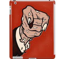 Zombiecracy iPad Case/Skin