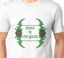 Death to the legion - Dual-Blades Unisex T-Shirt