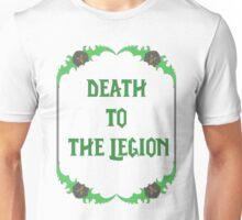Death to the legion - Bladeframe Unisex T-Shirt
