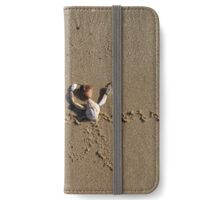 Synchronised Swimming iPhone Wallet/Case/Skin