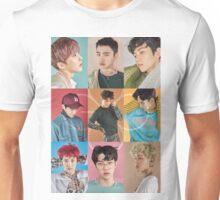 E )( O Unisex T-Shirt