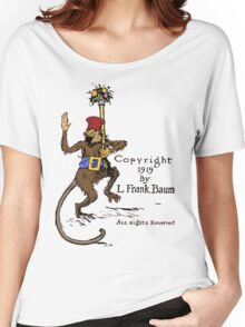 L. Frank Baum 1919 Women's Relaxed Fit T-Shirt