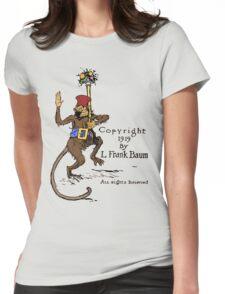 L. Frank Baum 1919 Womens Fitted T-Shirt