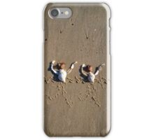 Synchronised Swimming iPhone Case/Skin