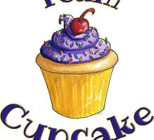 Team Cupcake by Amy-Elyse Neer