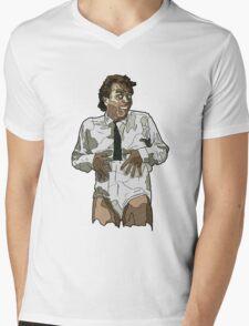 Rik Mayall Mens V-Neck T-Shirt