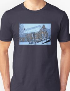 Wash House at Heller Grist Mill Unisex T-Shirt