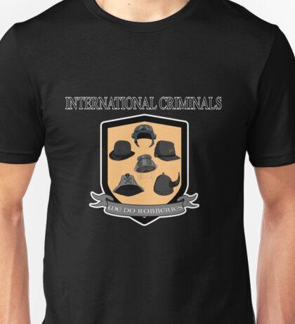 Chrono Thieves. Unisex T-Shirt