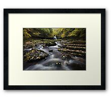In the Cauldron Framed Print